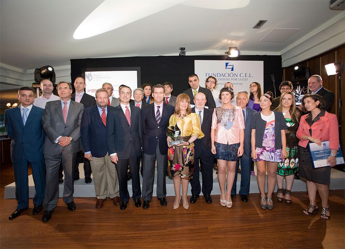 XI Edición de los Premios Anuales de la Fundación CEL - Iniciativas por Lugo.