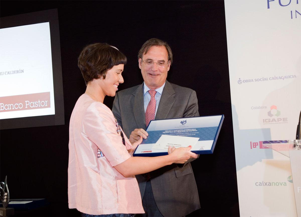 Accésit del Premio a Proyectos de Creación de Empresa: Sara Lage & Maru Calderón, S.L.