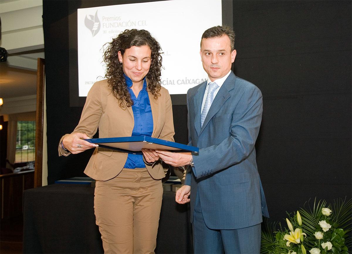 Accésit del Premio a Proyectos Universitarios de Creación de Empresa: DHQ, S.L.