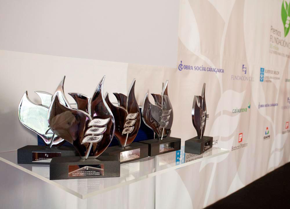 XII Edición de los Premios Anuales de la Fundación CEL - Iniciativas por Lugo.