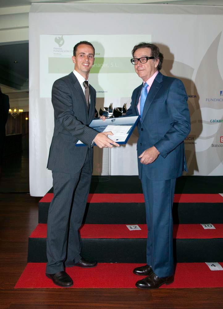 Accésit del Premio a Proyectos Universitarios de Creación de Empresa: Tenis Manager, S.L.