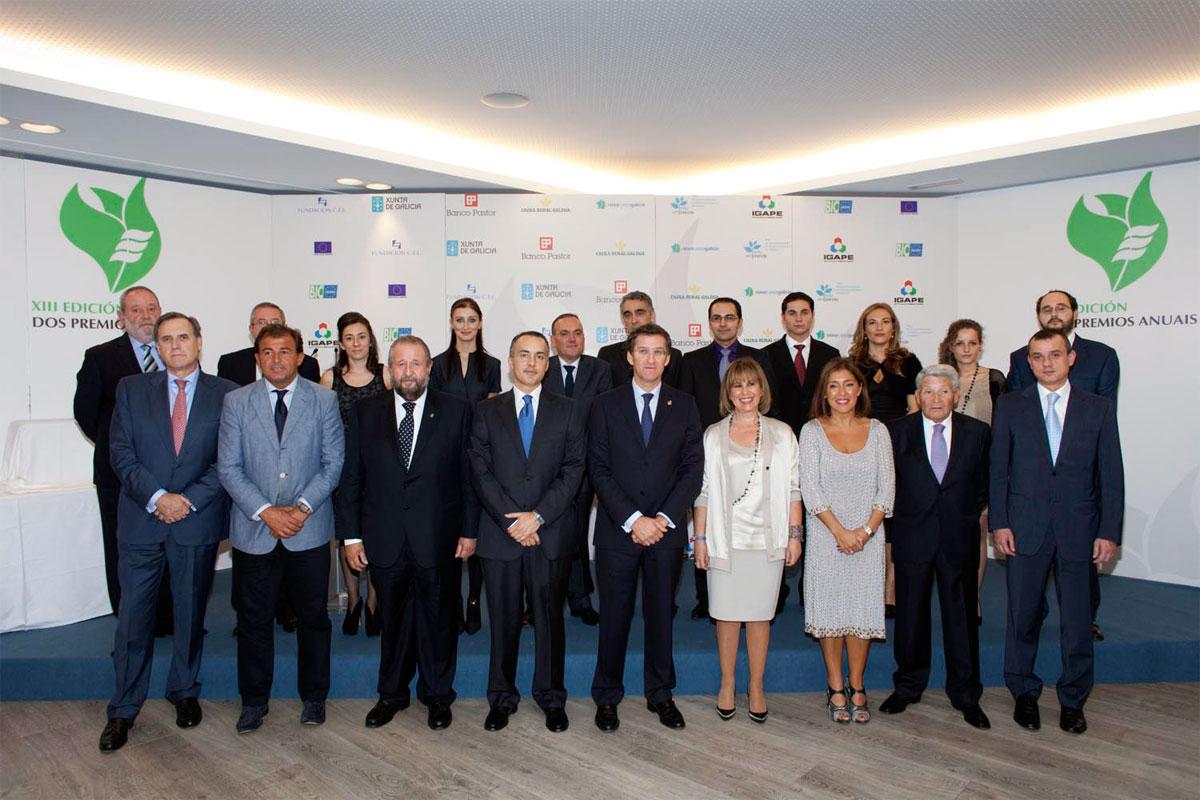 XIII Edición de los Premios Anuales de la Fundación CEL - Iniciativas por Lugo.
