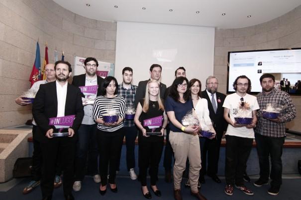 Premiados Inlugo 2015