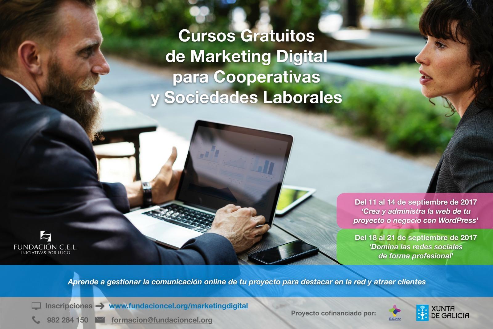 Marketing Digital para Cooperativas y Sociedades Laborales