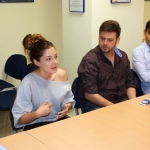 Visita Directora GAIN a la Fundación CEL
