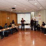 1ª Sesión Academia VIAGALICIA 5ª Edición