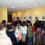 Visita IES San Xillao. Programa Atrévete.