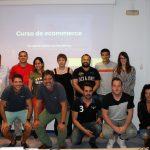Curso E-commerce en la Fundación CEL 2018