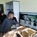 Visita programa Atrévete IES San Xillao
